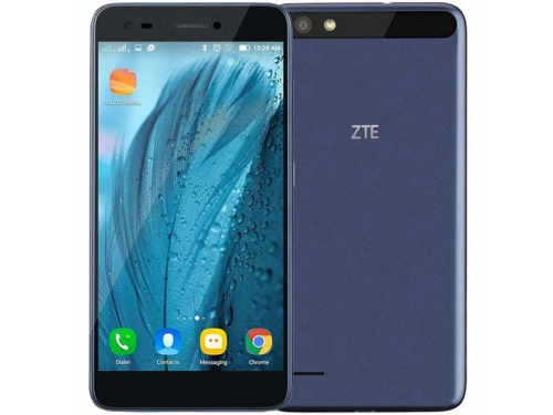 Смартфон ZTE Blade A6 Max 2/16Gb, синий, вид 1