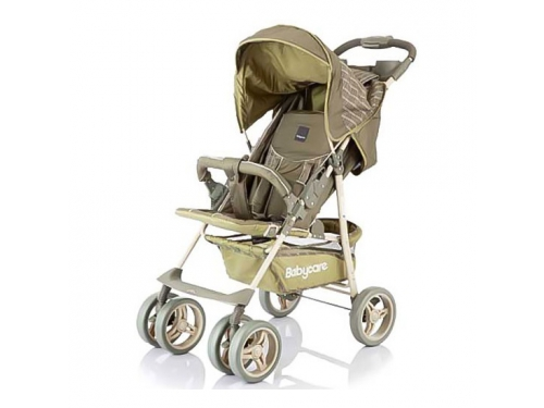 Коляска Baby Care Voyager, Оливковая, вид 1