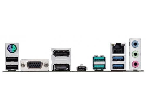 Материнская плата Asus Tuf H370-Pro Gaming Soc-1151, DDR4, ATX, SATA3, LAN-Gbt, USB 3.1, вид 3