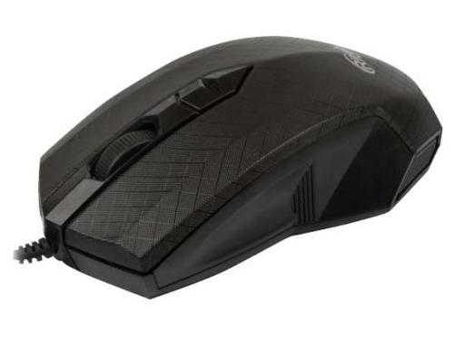 Мышь Ritmix ROM-202, Черная, вид 2