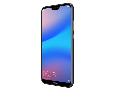 Смартфон Huawei P20 Lite 4/64Gb, черный, вид 1