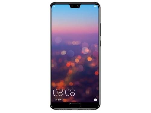 Смартфон Huawei P20 4/128Gb (EML-L29), черный, вид 1
