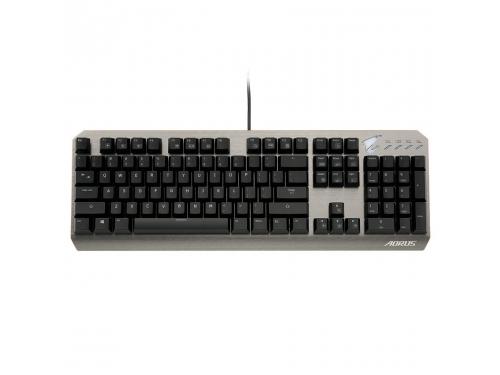 Клавиатура Gigabyte AORUS K7 черная, вид 2
