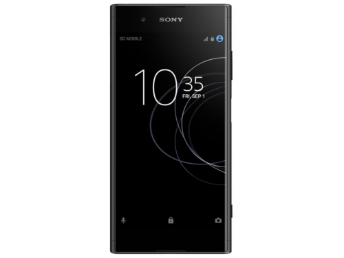 Смартфон Sony Xperia XA1 Plus G3412 Black, вид 1
