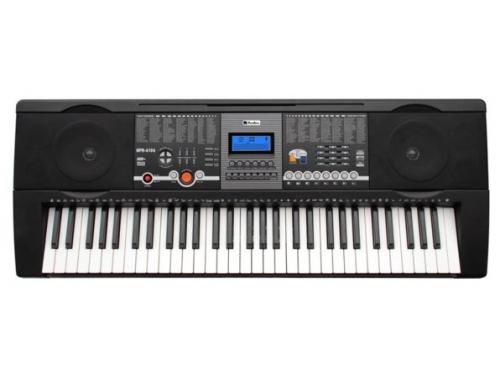Электропианино (синтезатор) Tesler KB-6180 (с дисплеем), вид 1
