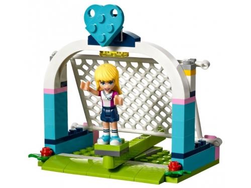 Конструктор LEGO Friends 41330 Футбольная тренировка Стефани (для девочек), вид 1