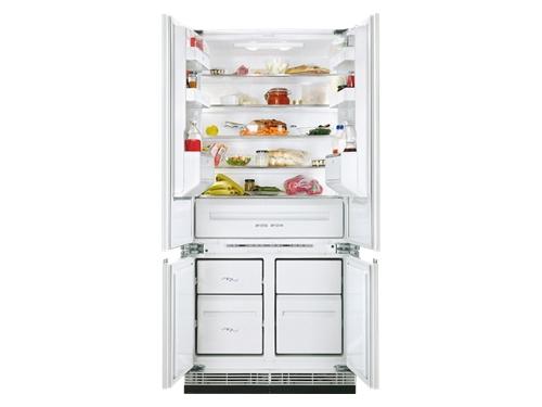 Холодильник Zanussi ZBB47460DA, белый, вид 1