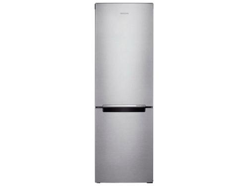 Холодильник Samsung RB30J3000SA, серебристый, вид 1