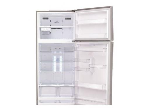 Холодильник LG GC-M502HMHL серебристый, вид 2