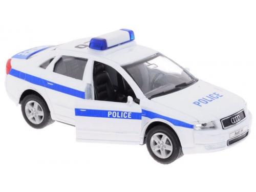 Товар для детей Welly набор машин Полиция, 10 шт., вид 1