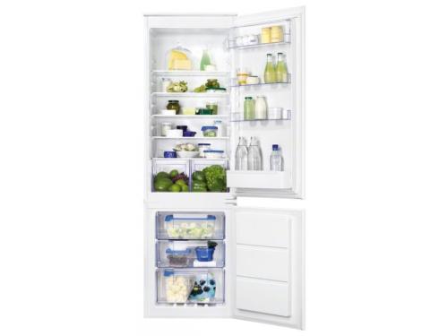 Холодильник Zanussi ZBB 928651 S, белый, вид 1