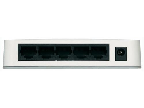 Коммутатор (switch) NETGEAR GS205-100PES, вид 2