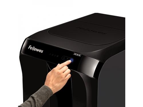 Уничтожитель бумаг Fellowes AutoMax 300C (FS-46516), вид 2
