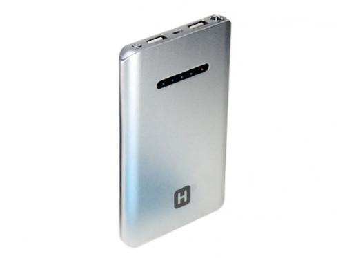 Аксессуар для телефона Harper PB-6000 (6000 mAh), серебристый, вид 2