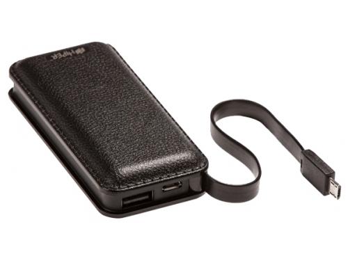 Аксессуар для телефона Внешний аккумулятор Hiper SP5000 (5000 mAh), черный, вид 1