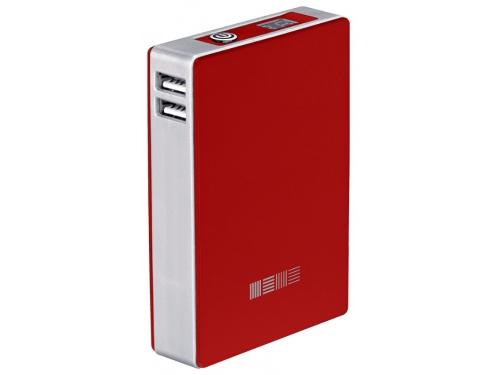 Аксессуар для телефона Внешний аккумулятор InterStep PB104002UR красный 10400 mAh, вид 3