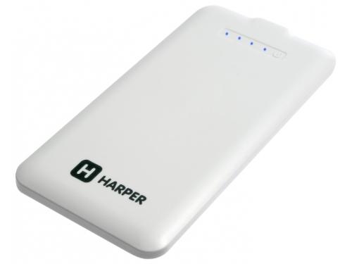 Аксессуар для телефона Harper PB-4008, белый, вид 1