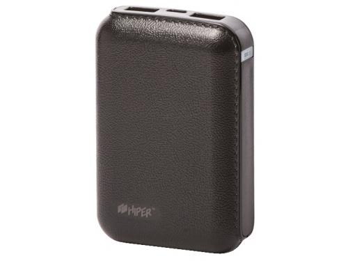 Аксессуар для телефона Hiper SP7500 (7500 mAh), черный, вид 1