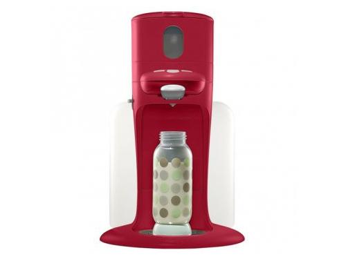 Подогреватель для бутылочек Beaba Bib expresso Красный, вид 1