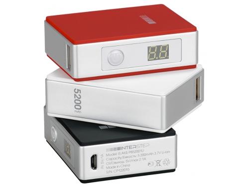 Аксессуар для телефона InterStep PB52001UW, белый, вид 3