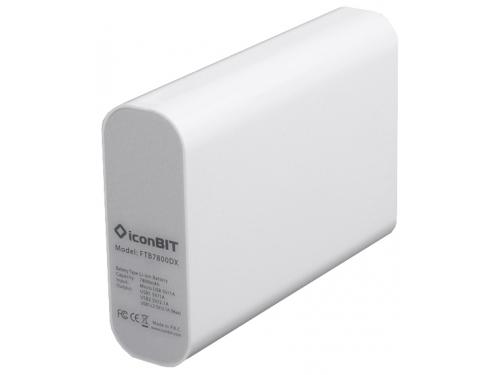 Аксессуар для телефона iconBIT FTB 7800DX, 7800 mAh, вид 3