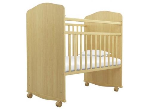Детская кроватка Агат Золушка-8, светлая, вид 1