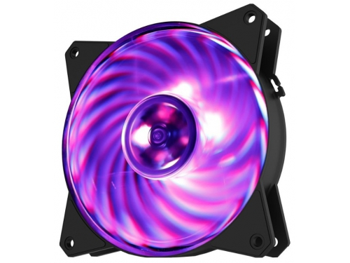 Кулер Cooler Master MF120R RGB LED Fan, 3pin, вид 1