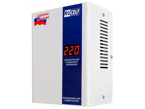Стабилизатор напряжения Rucelf  КОТЕЛ-400 (400 Вт), вид 2