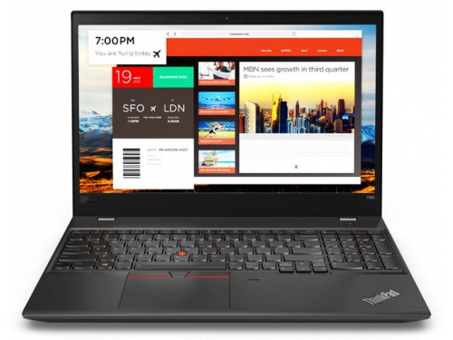 Ноутбук Lenovo ThinkPad T580 , вид 1