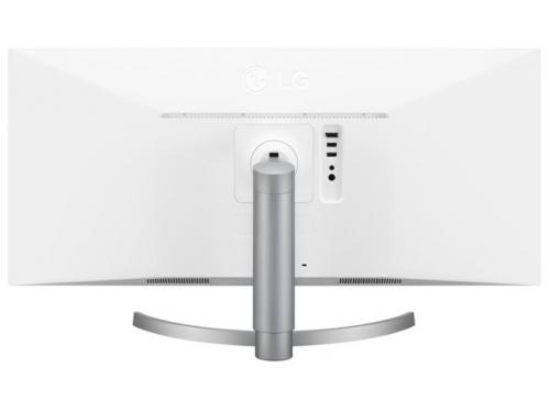 Монитор LG 34WK650-W, белый, вид 4