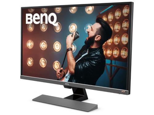 Монитор BenQ EW3270U, темно-серый, вид 1