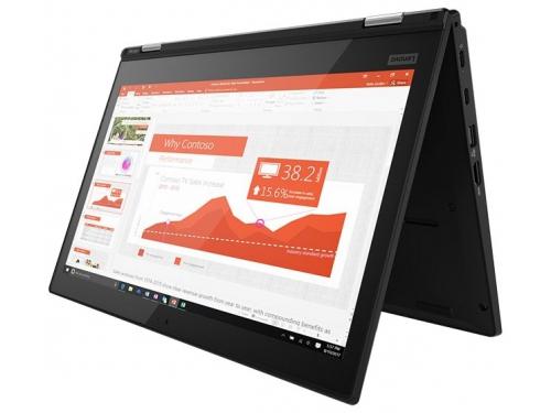 Ноутбук Lenovo ThinkPad L380 Yoga , вид 3