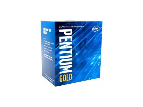 Процессор Intel Pentium G5400 (3.7ГГц, 2x256КБ+4МБ, EM64T LGA 1151) BOX, вид 1