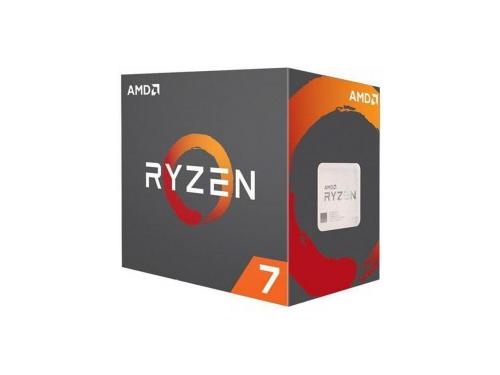 Процессор AMD Ryzen 7 2700 (Socket AM4 3200MHz 65W) BOX, вид 1