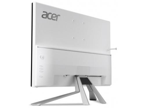 Монитор Acer ET322QKwmiipx, белый/серебристый, вид 4