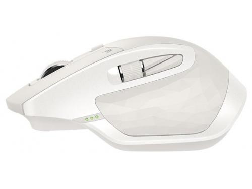 Мышь Logitech MX Master 2S, светло серая, вид 4