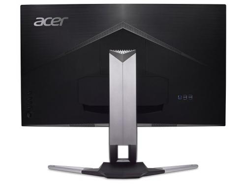 Монитор Acer XZ321QUbmijpphzx, черный, вид 3