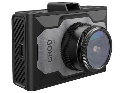 Автомобильный видеорегистратор SilverStone F1 CROD A85-CPL, черный, вид 1