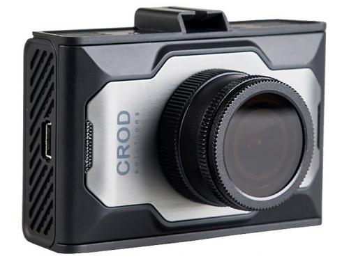 Автомобильный видеорегистратор SilverStone F1 CROD A85-CPL, черный, вид 8