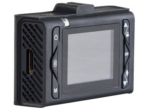 Автомобильный видеорегистратор SilverStone F1 CROD A85-CPL, черный, вид 9