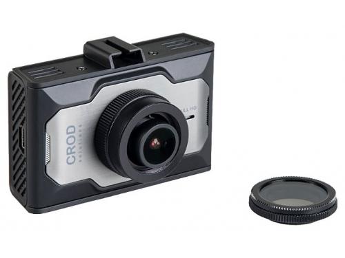 Автомобильный видеорегистратор SilverStone F1 CROD A85-CPL, черный, вид 13