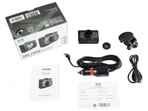 Автомобильный видеорегистратор SilverStone F1 CROD A85-CPL, черный, вид 17