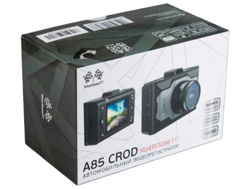 Автомобильный видеорегистратор SilverStone F1 CROD A85-CPL, черный, вид 18