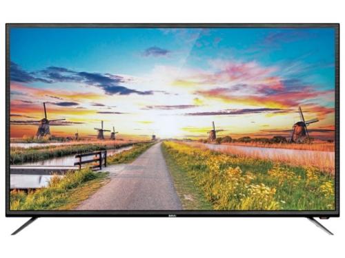 телевизор BBK 65LEX-6027/UTS2C, черный, вид 1