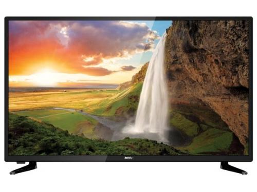телевизор BBK 49LEX-5048/FT2C, черный, вид 1