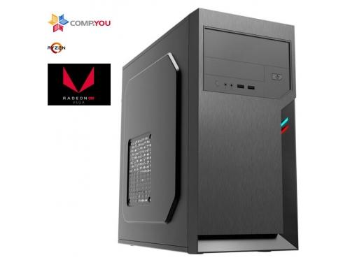Системный блок CompYou Home PC H555 (CY.619589.H555), вид 1
