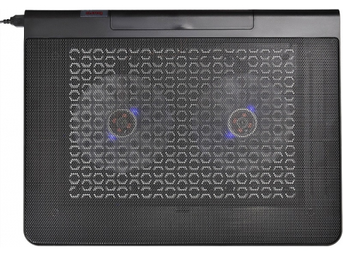 Подставка для ноутбука Buro BU-LCP170-B214, черный, вид 2