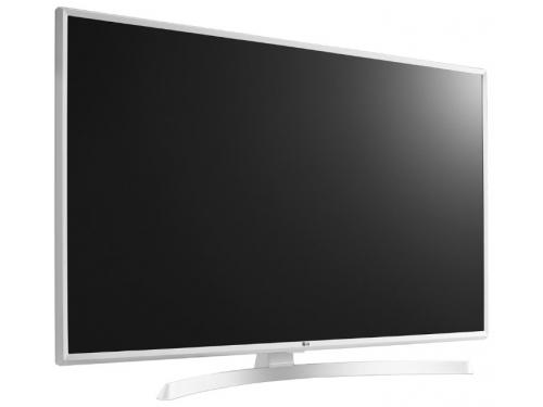 телевизор LG 49UK6390PLG, белый, вид 5