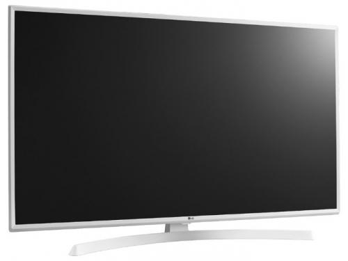 телевизор LG 49UK6390PLG, белый, вид 6