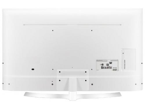 телевизор LG 49UK6390PLG, белый, вид 7